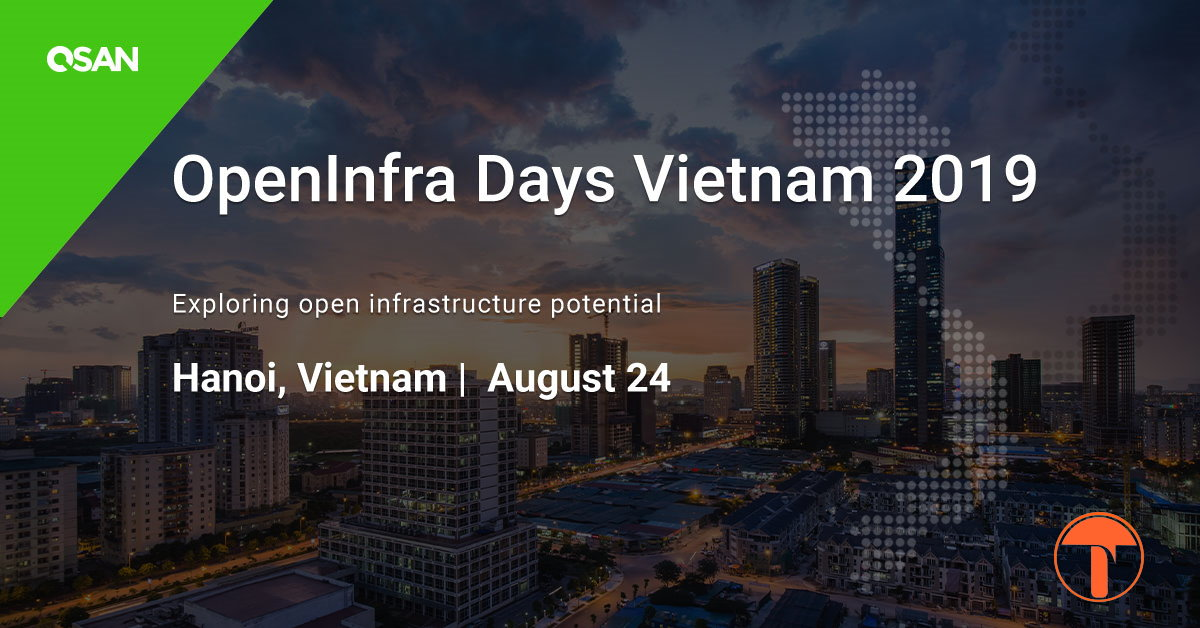 OpenInfra Days Vietnam 2019