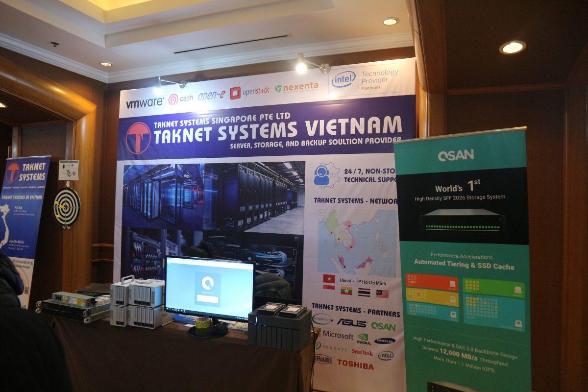 Taknet Systems Vietnam