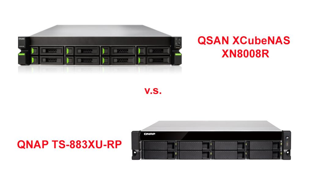 XN8008R vs TS-883XU-RP