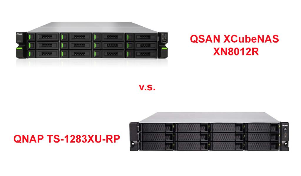 XN8012R vs TS-1283XU-RP